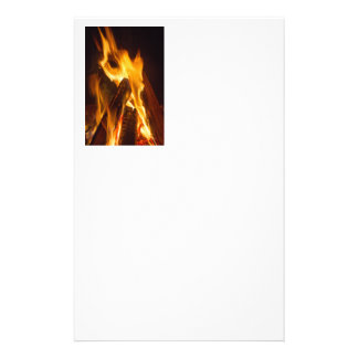 Campfire Glow Stationery Paper