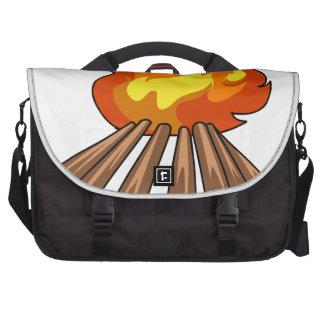 Campfire Laptop Bag