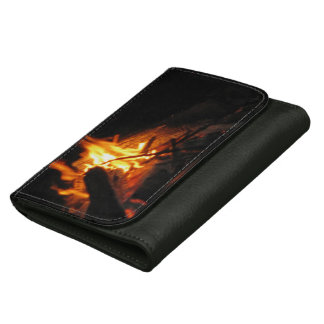 Campfire Leather Wallets