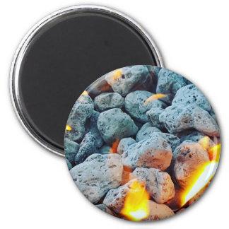 Campfire Magnet