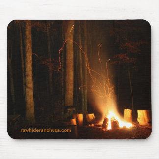 Campfire Mousepad