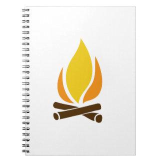 Campfire Note Books