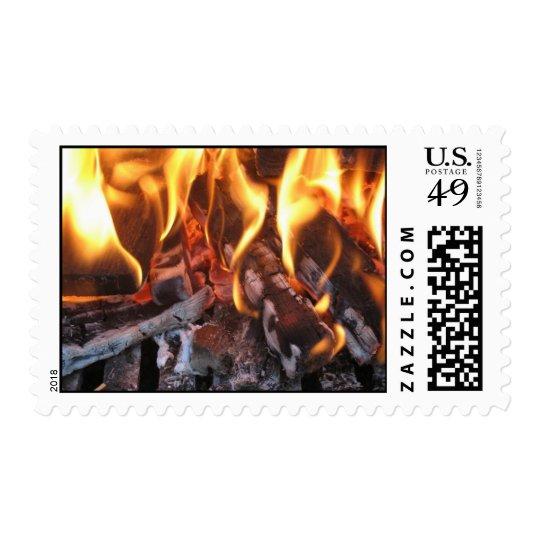 Campfire Postage