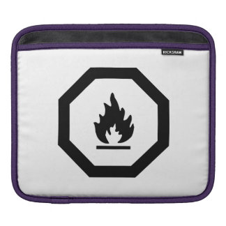 Campfire Sign Sleeve For iPads