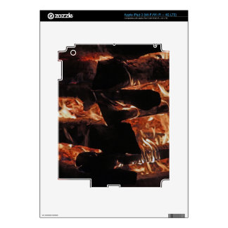 Campfire Skins For iPad 3