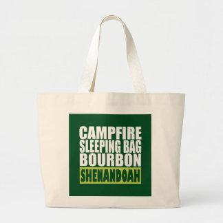 Campfire Sleeping Bag Bourbon Shenandoah