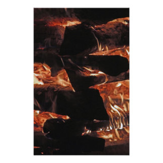 Campfire Stationery Paper