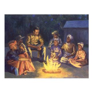 Campfire Stories 2003 Postcard