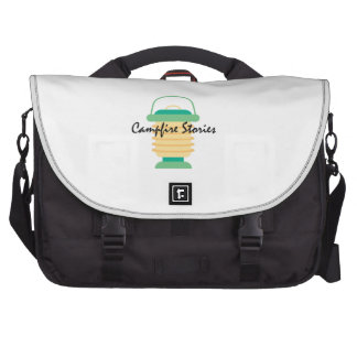 Campfire Stories Laptop Bags