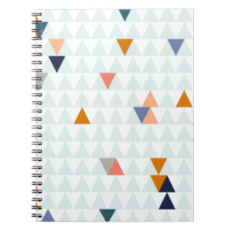 Campfire Triangles Notebook
