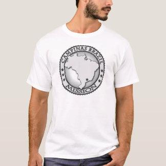 Campinas Brazil LDS Mission T-Shirts