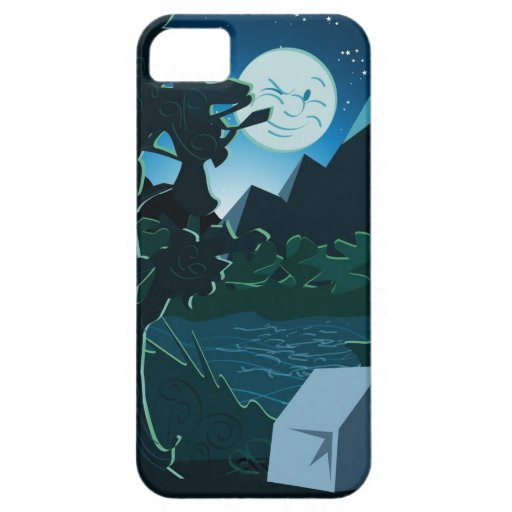 Camping Along the Amazon iPhone 5 Cases