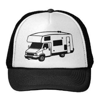 camping car trucker hat