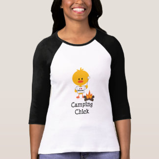 Camping Chick Shirt