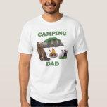 Camping Dad Bear Shirt