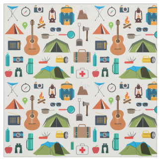 Camping Equipment Fabric