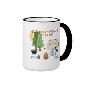 Camping Fun Coffee Mugs