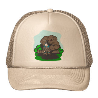 Camping Fun Trucker Hat