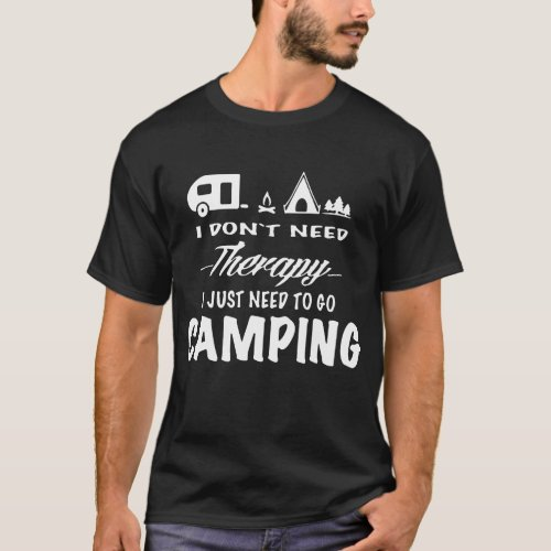 Camping Gear Camping Shirt Happy Camper Happy Camp