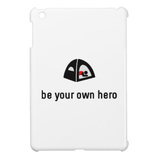 Camping Hero Cover For The iPad Mini