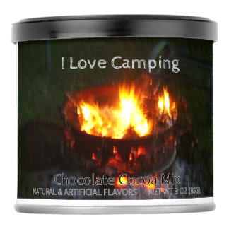 Camping Hot Chocolate Drink Mix