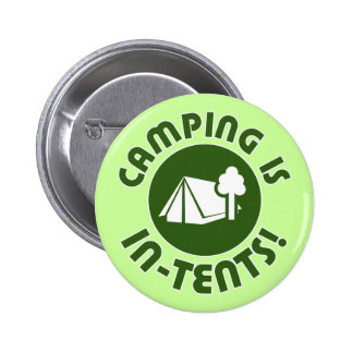 camping is in-tents pins