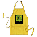 Camping Is In Tents Design Aprons