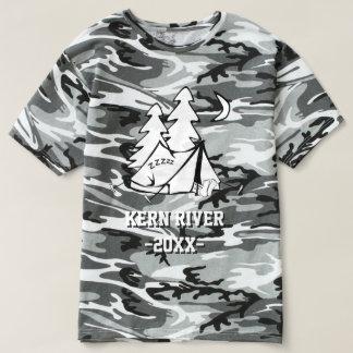 Camping Kern River T-shirt