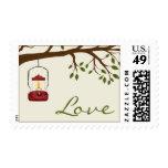 Camping Lantern Love Stamps