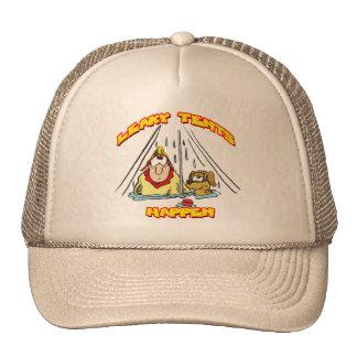 Camping-LeakyTents Trucker Hat