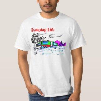 Camping Life T-Shirt