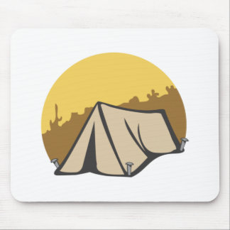 Camping Mousepad