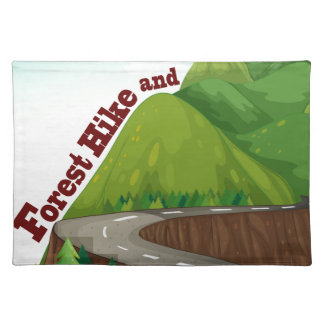 Camping Placemat