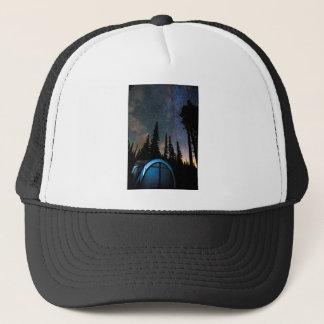 Camping Star Light Star Bright Trucker Hat