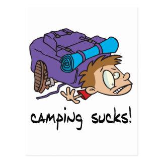 Camping Sucks Postcards