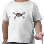 Camping Survival Company Tee Shirts