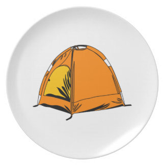 Camping Tent Plates