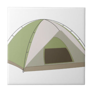 Camping Tent Tile
