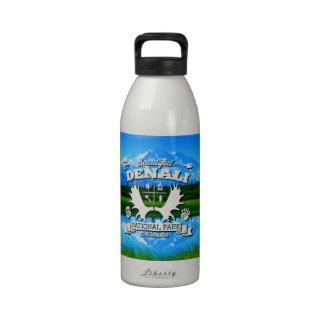 Campista de Denali Botella De Agua Reutilizable
