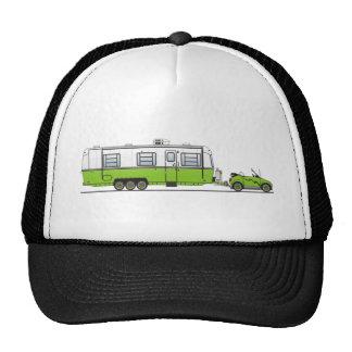 Campista del coche de Eco Gorra
