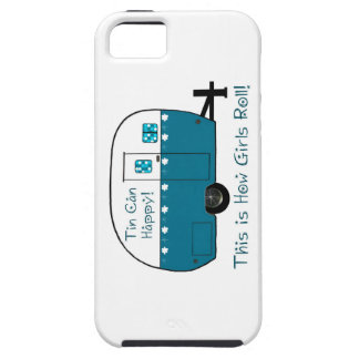 campista retro del iPhone 5/5s iPhone 5 Carcasa