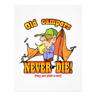 Campistas Flyer Personalizado