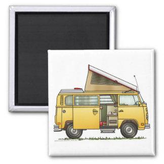 Campmobile Camper Van Magnet