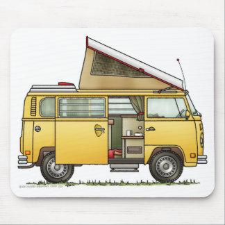 Campmobile Camper Van Mousepad