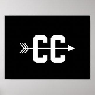 Campo a través cc posters