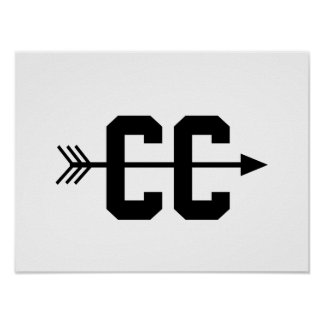 Campo a través cc póster