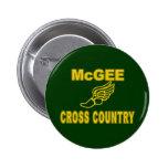 Campo a través de McGee Pin