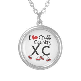 Campo a través del corazón I amor que corre XC Pendientes