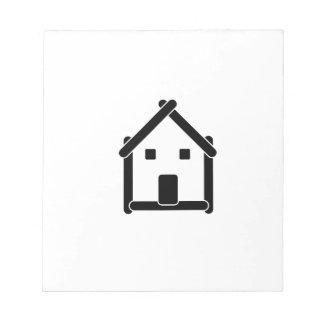 Campo abstracto de las propiedades inmobiliarias libretas para notas