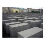 campo conmemorativo Berlín Tarjetas Postales